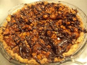 Caramel Mac Nut....now Toasted!