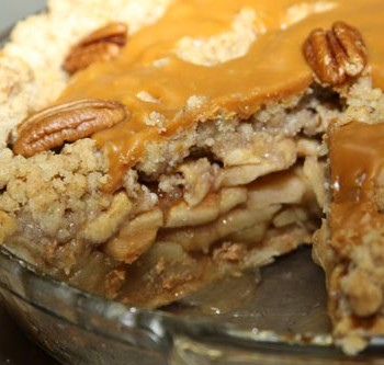 Caramel Apple Pecan