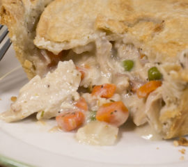 Family Size Chicken Pot Pie