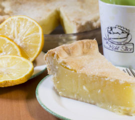 Island Lemon Pie