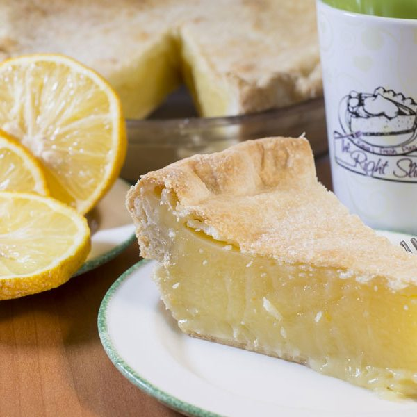 Island Lemon Pie