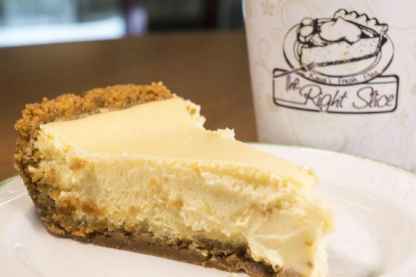 Lilikoi Cheesecake