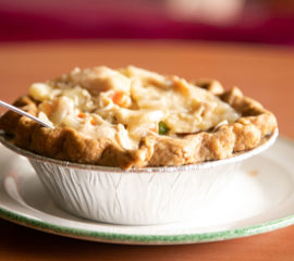 Special of the Day Pot Pie