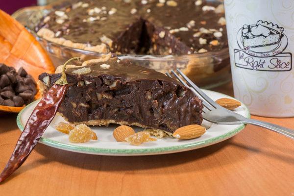 Tantric Chocolate Pie
