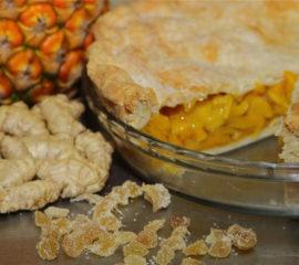 Tropical Trio Pie