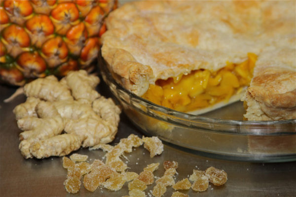 Tropical Trio Pie