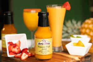 Aunty Lilikoi Unsweetened Passion Fruit Juice