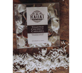 Kauai Sweet Shoppe Toasted Coconut Caramel