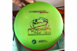 The Right Slice Disc