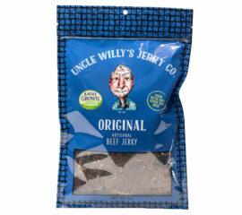 Uncle Willies Original Beef Jerky